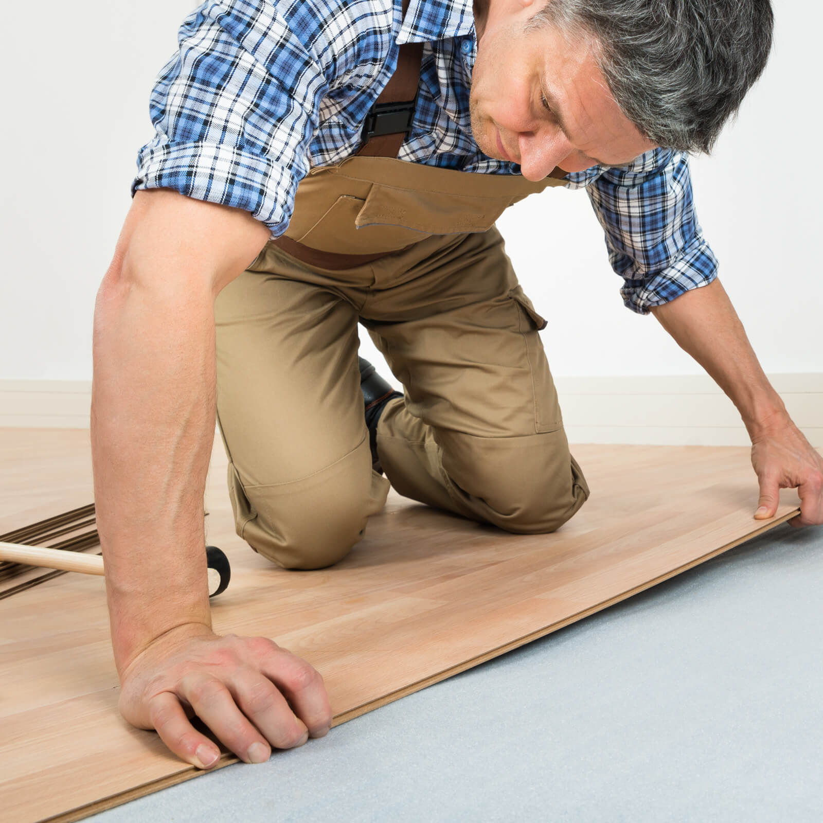 Laminate installation | McCool's Flooring