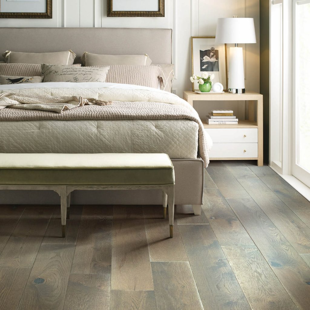 Bedroom flooring | McCool's Flooring