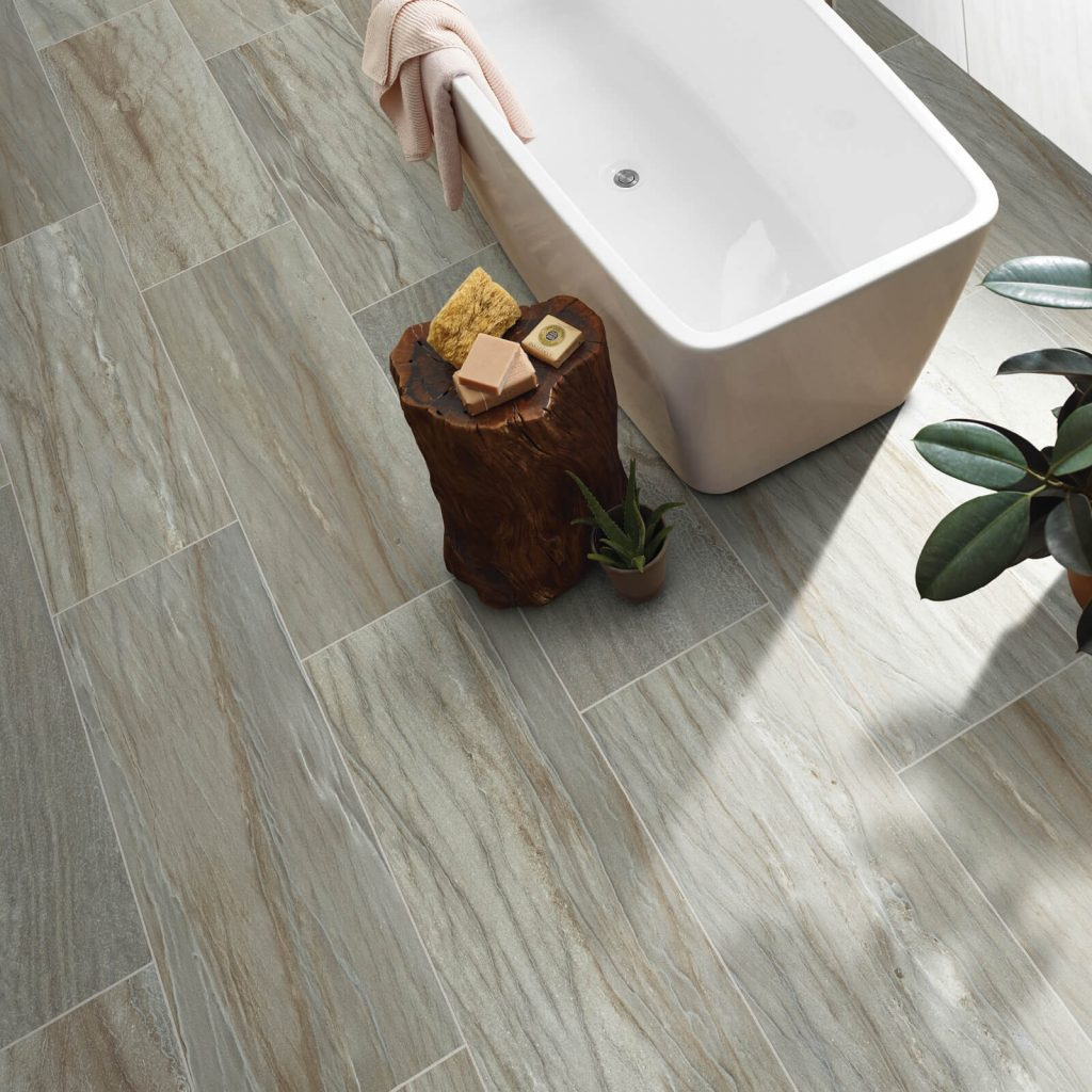 Sanctuary bathroom | McCool's Flooring