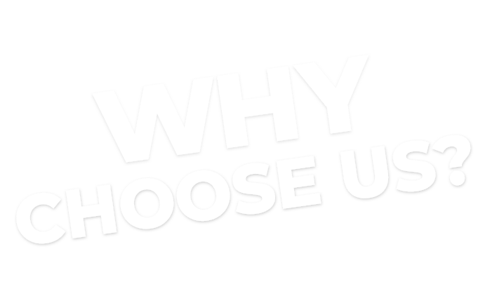 Why choose us logo | McCool's Flooring