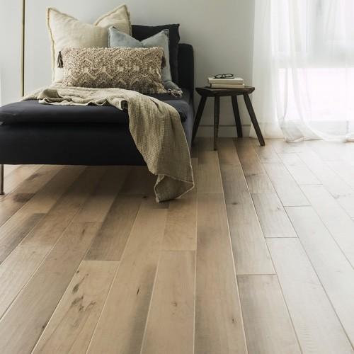 Hospital hardwood flooring | McCool's Flooring
