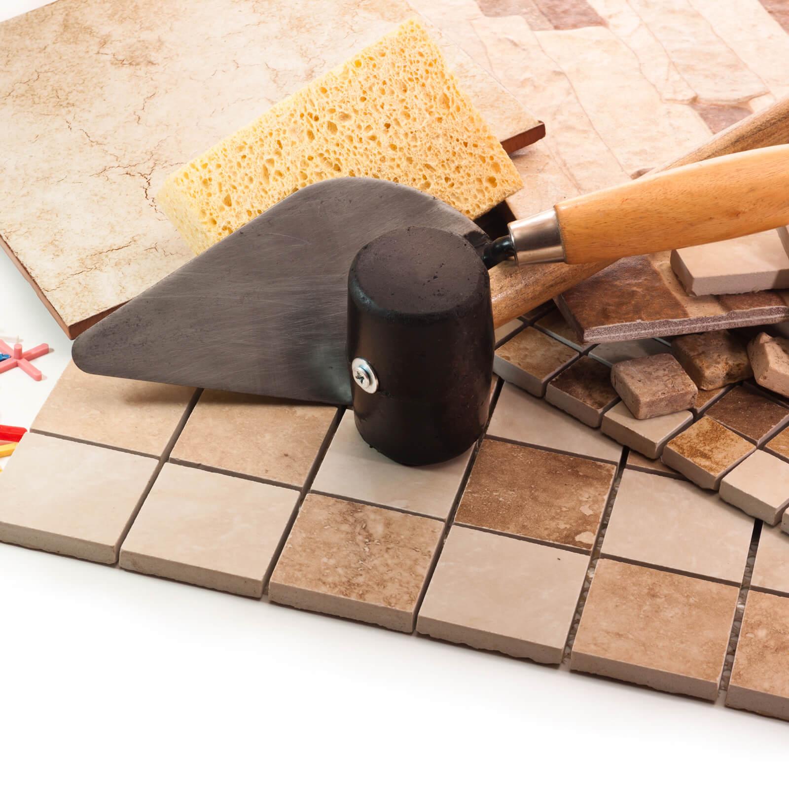 Tile installation | McCool's Flooring