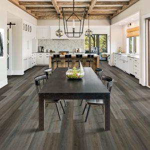 Dining room laminate flooring | McCool's Flooring