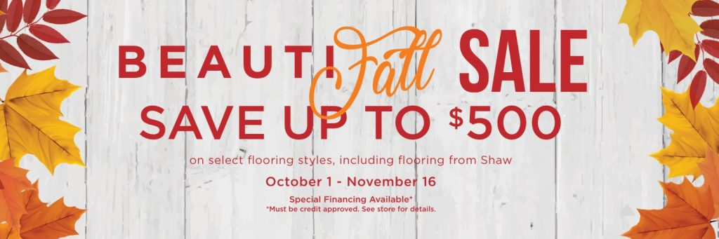 Beautifall sale | McCool's Flooring