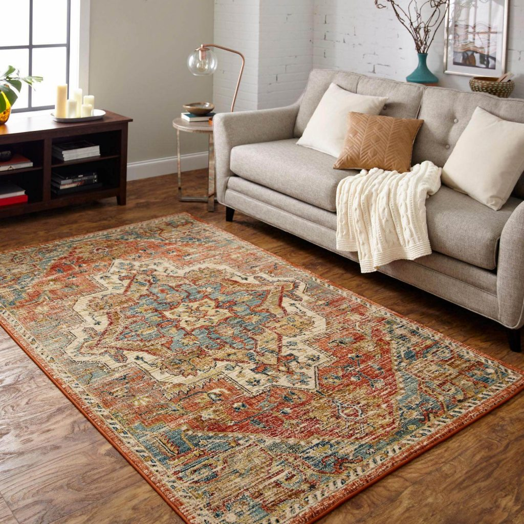 Select a Rug for Your Living Area | McCool's Flooring