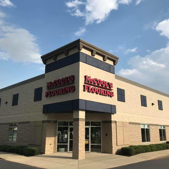 Mccools flooring storefront | McCool's Flooring