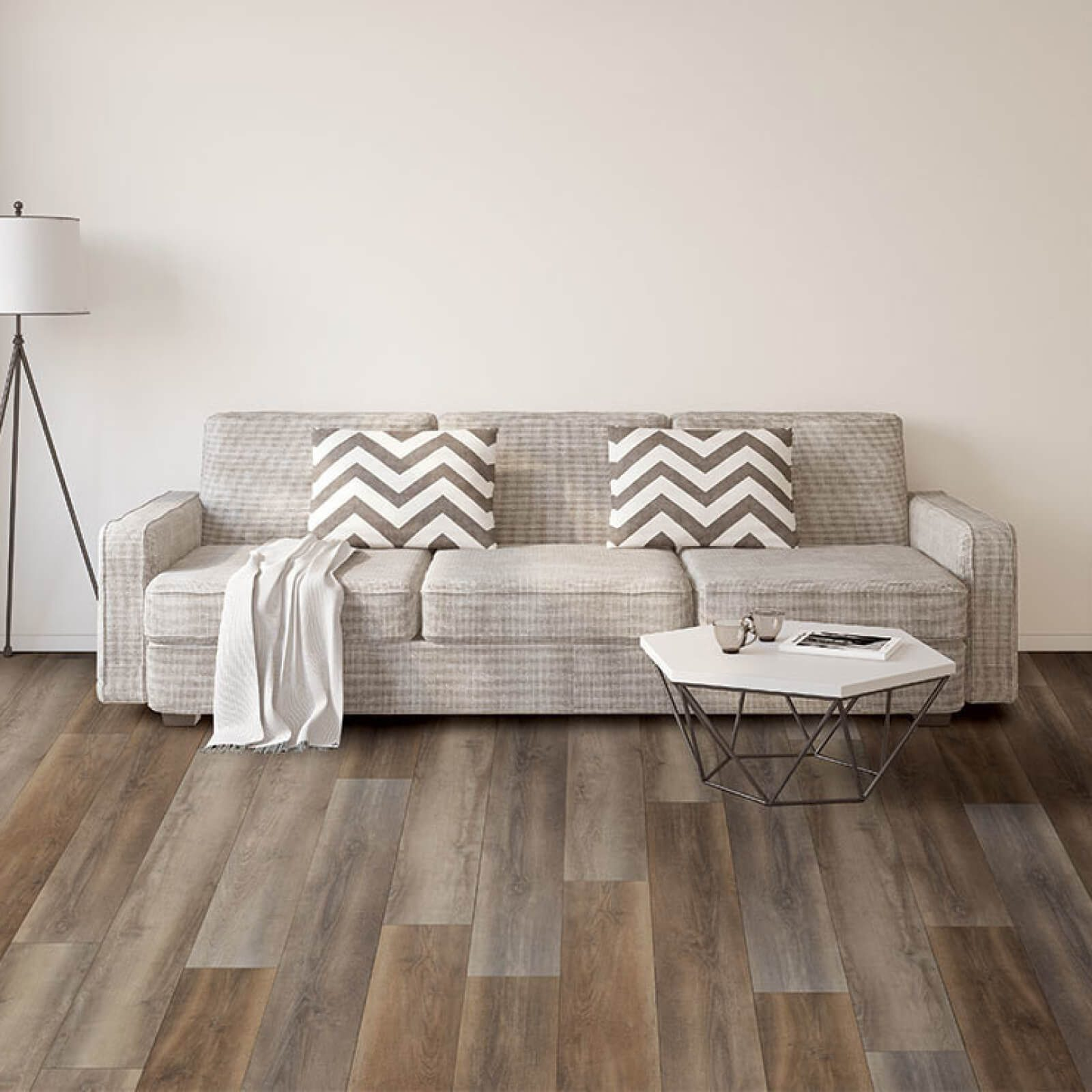 Living room vinyl flooring | McCool's Flooring