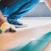 Vinyl installation | McCool's Flooring